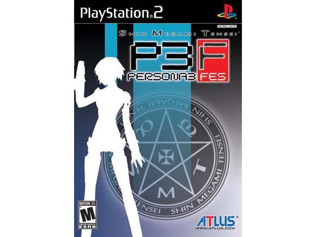 Shin Megami Tensei: Persona 3 FES [M]