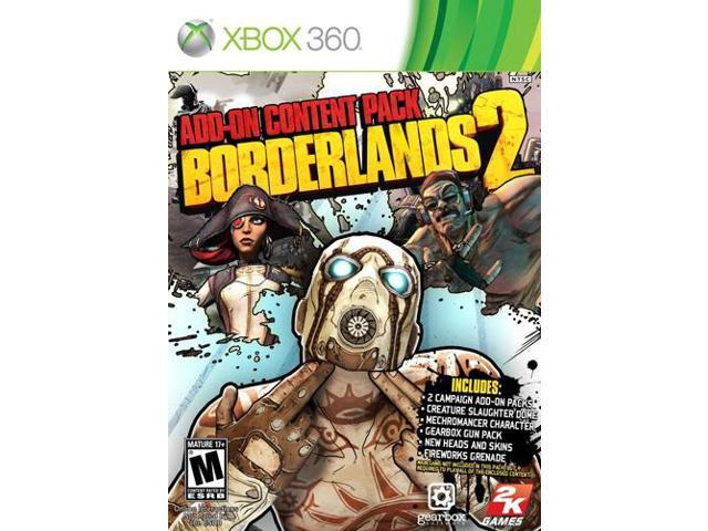 Borderlands 2 Add-On Pack [M] (Xbox 360)
