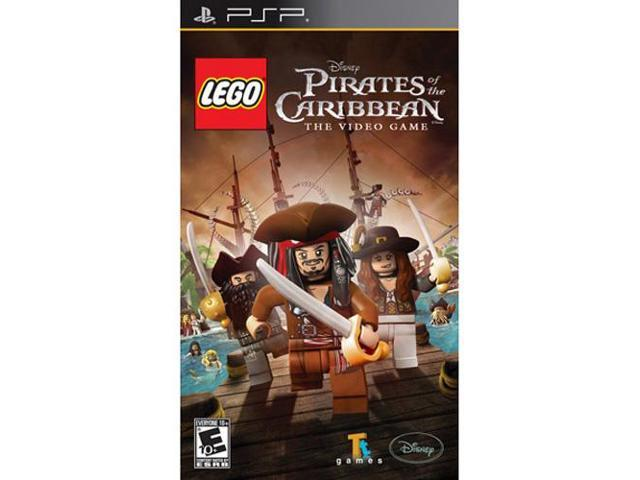 Lego Pirates of the Caribbean  Sony PSP Game