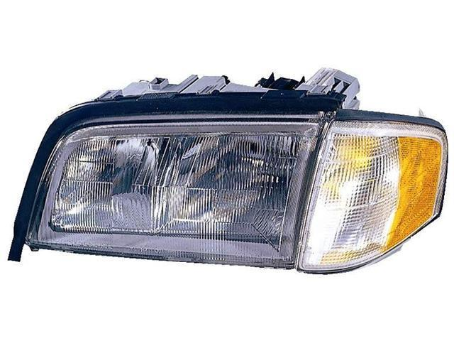 Depo 340-1101L-ASC Driver Side Replacement Headlight For C230 C36 AMG C280