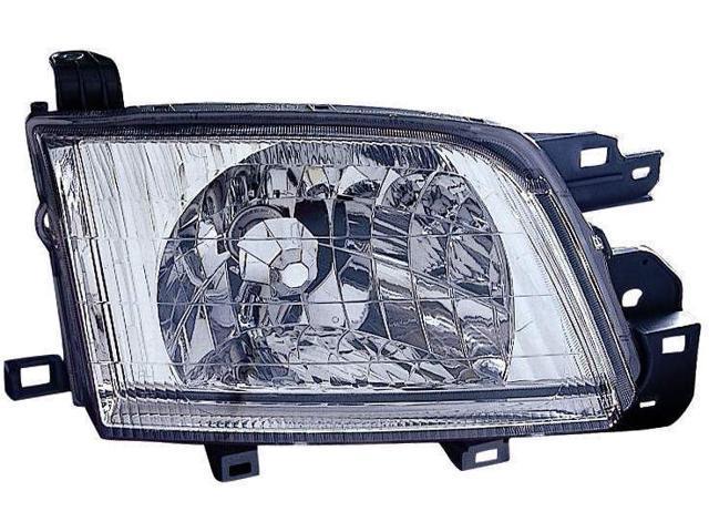 Depo 320-1111R-AS Headlight Assembly