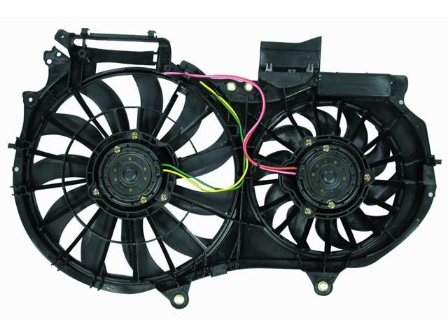 Depo 346-55002-100 Radiator Fan Assembly
