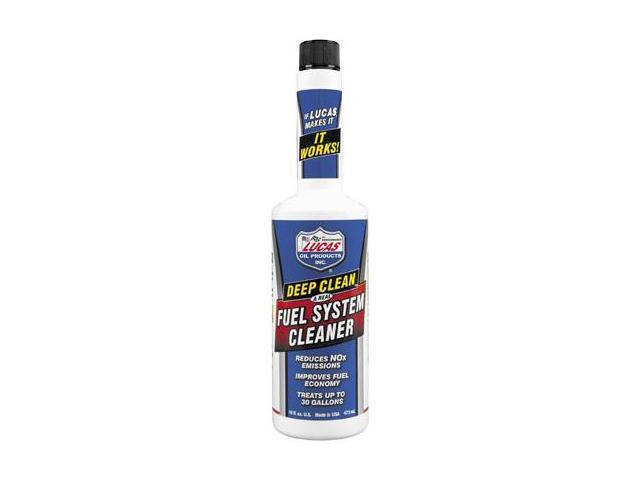 Lucas Oil 10512 DEEP CLEAN FUEL SYSTEM CLEANER