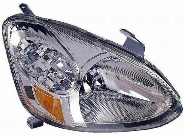 Depo 312-1166R-AS Passenger Side Replacement Headlight For Toyota Echo