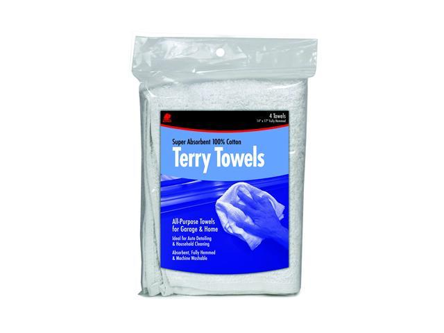 Buffalo Industries 60225 Terry Towels