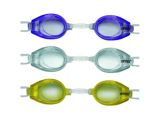 Swim Goggles Age 8+ INTEX RECREATION CORP. Swimming Pool Accessories 55683
