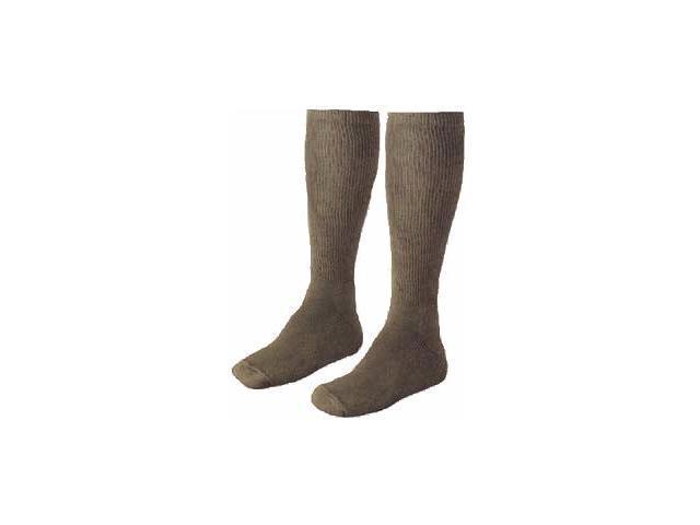 arctic shield boot sock 18 quot calf olive drab green medium