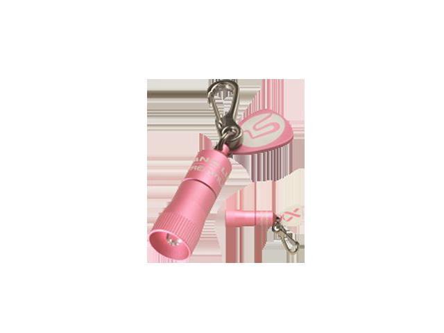 Streamlight 73003 Nano Light Miniature Keychain LED Flashlight - Pink