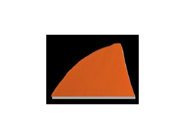 """Gateway Feather Rayzr 2"""" Rw Feathers Orange"""
