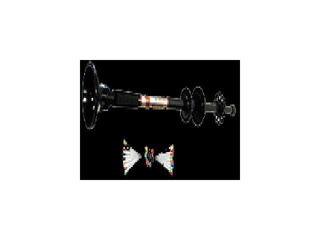 Cajun Archery 9233 Maverick 24 in. Black Blowgun