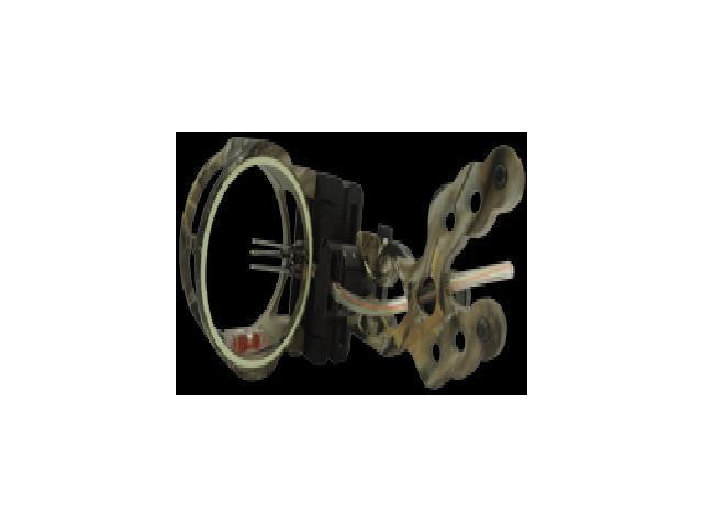 Axion Archery Soul Hunter 3 Pin .019 Sight W/Lite & Level Lost Camo