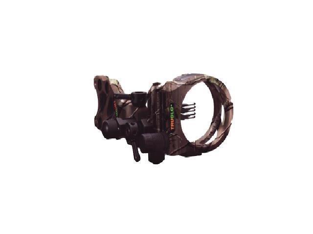 Truglo Tsx Pro Micro 5 Pin .019 Sight Lost Camo W/Light