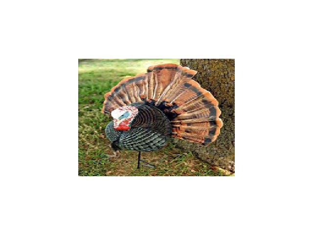 Wildgame Innovations Flextone Thunder Chicken 1/4 Strut Decoy