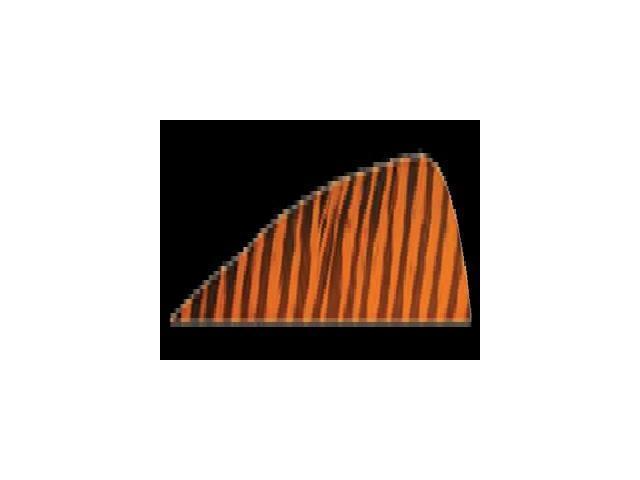 Gateway Feather 4 Rw Orange Barred Feathers