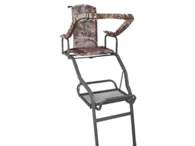 Summit Treestands Solo Deluxe Ecs 1-Man Ladder Stand