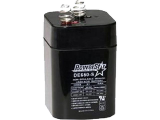 Gsm Powerstar 6V 5Amp Rechargeable Battery