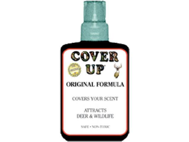 Cover Up Hunting Cover Up With Spray