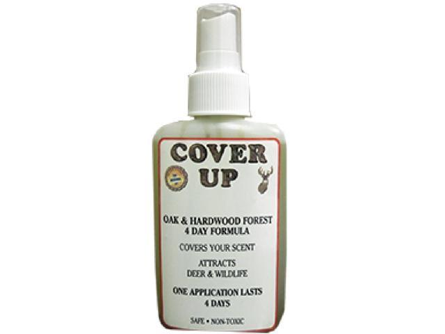 Cover Up Hunting 4-Day Oak Hardwood Spray