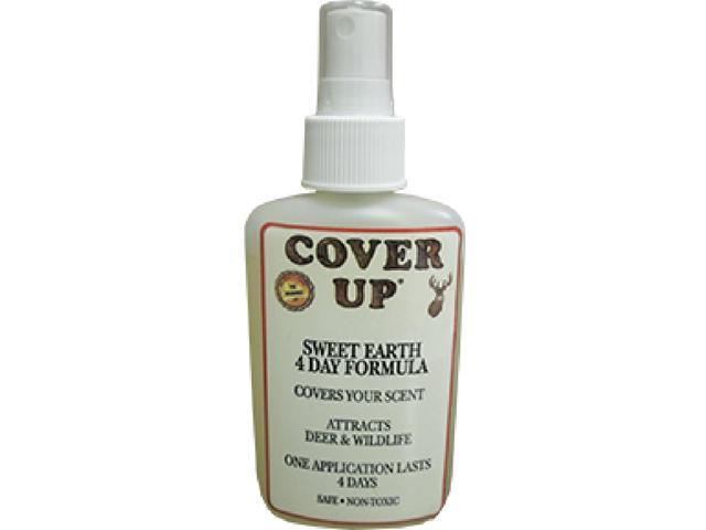Cover Up Hunting 4-Day Earth Spray