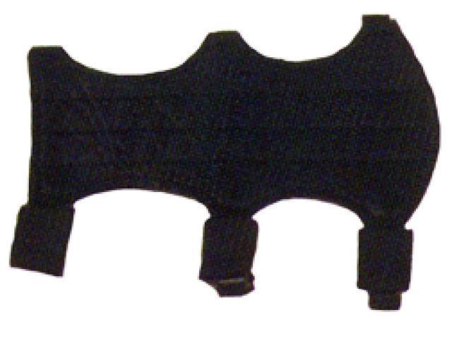 Wyandotte Leather Wyandotte Armguard Black