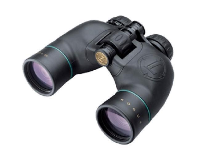 Leupold Rogue 8x42mm Porro Prism Waterproof Binoculars, Black
