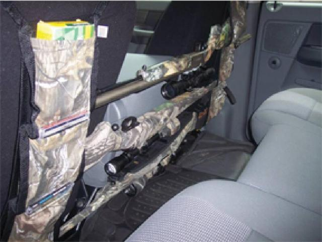 Trophy Hunting Products Backseat Gun Sling Mossy Oak Infinity Camo
