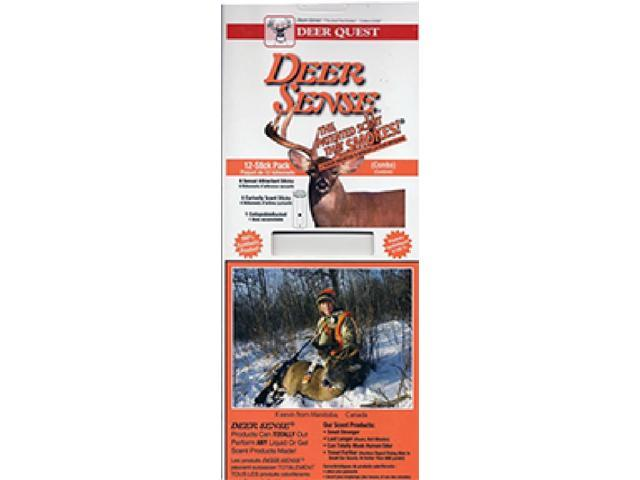 Deer Quest Deer Sense Combo Bucket 12 Pack