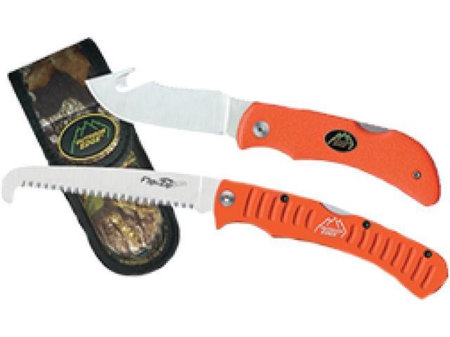 Outdoor Edge Grip Hook Combo Knife