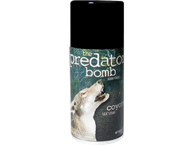 Buck Bomb MM-BB-PO Predator Bomb Coyote Urine 5 Ounce Hunting Scents Deer