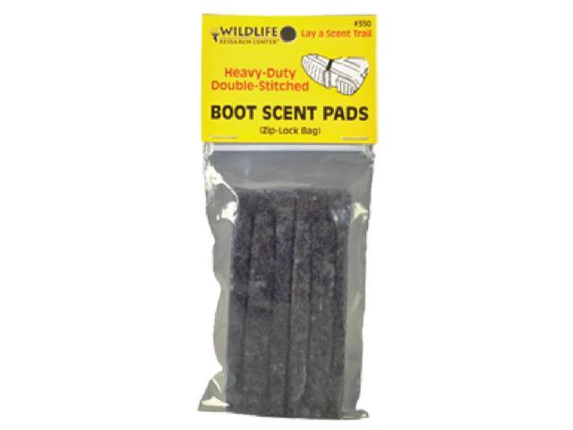 WILDLIFE RESEARCH CENTER HEAVY DUTY BOOT SCENT PADS