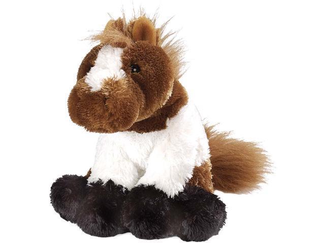 Skewbald Horse Fuzzy Fella 11