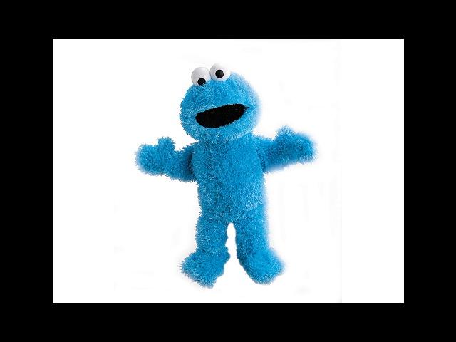 Sesame Street Cookie Monster Body Puppet 15
