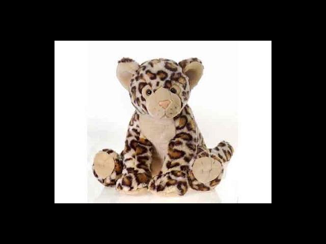 Sitting Snow Leopard 7.5