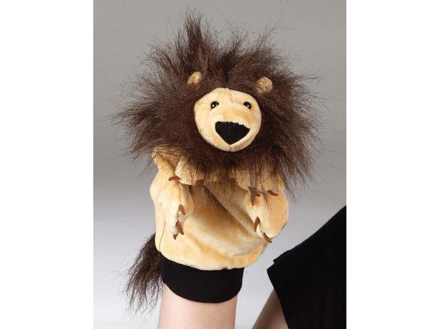 Lion Glove Puppet 7