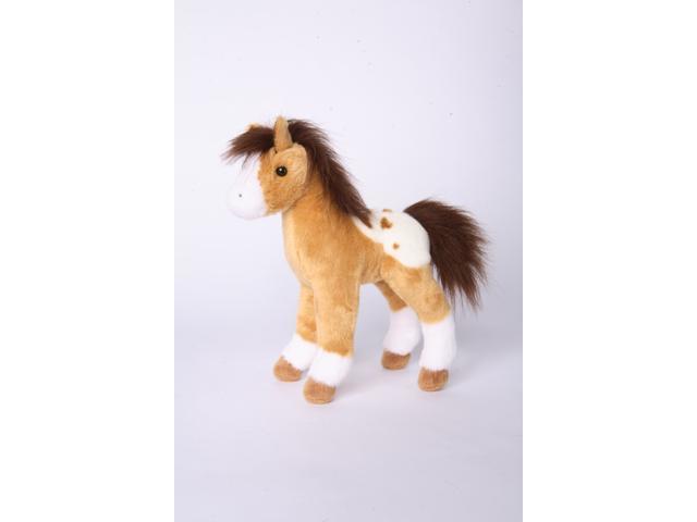 Freckles Golden Appaloosa Foal 10