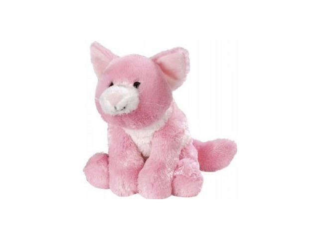 Pink Cat Fuzzy Fella 11