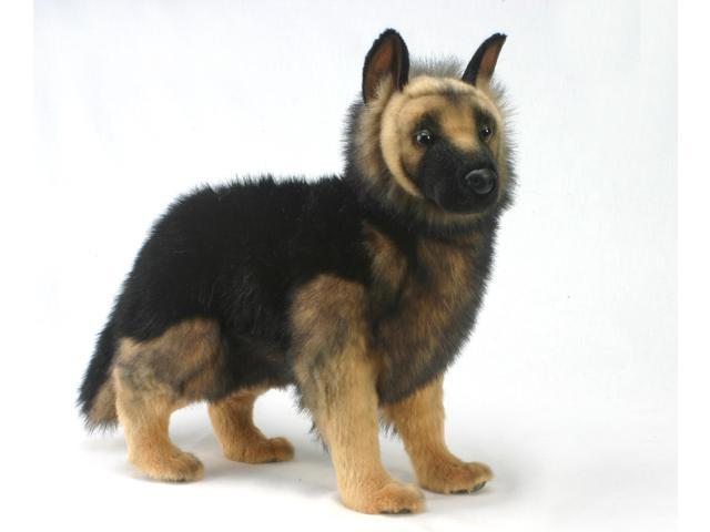 "German Shepherd Puppy 19.69"" by Hansa"