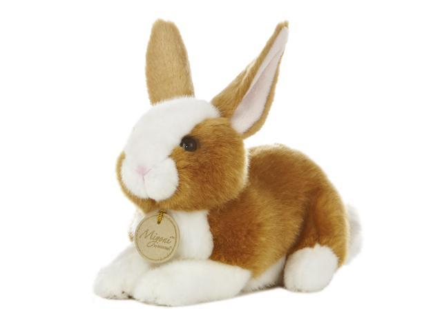 """Brown Bunny Small 8"""" by Aurora"""