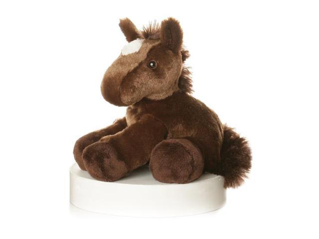 Chestnut Brown Horse Mini Flopsie 8