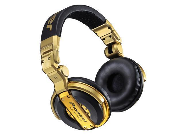 Pioneer HDJ-1000 Limited DJ Headphones (Gold)