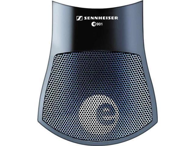 Sennheiser E901 Pre-Polarized Condenser Microphone Optimized for Kick Drum