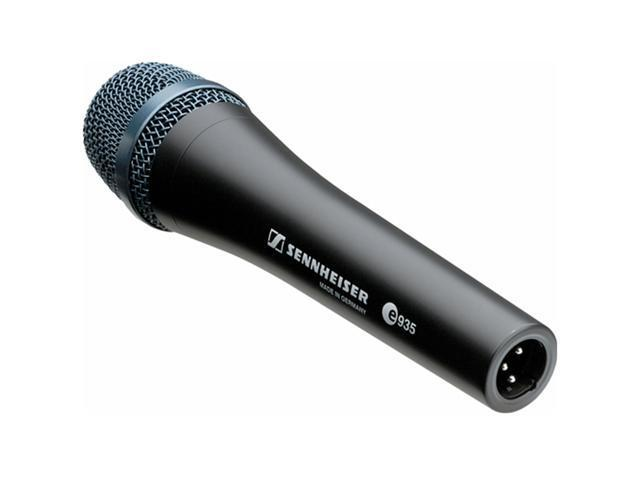 Sennheiser E935 - Professional Cardioid Dynamic Handheld Vocal Microphone