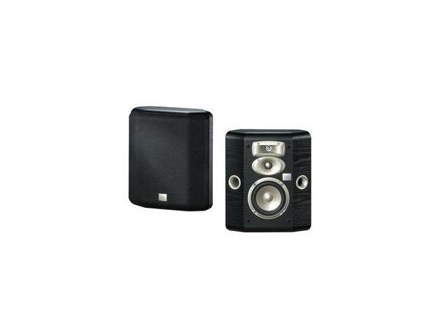"JBL Studio L Series L810 3-Way, 5-1/4"" surround/bookshelf loudspeaker,wall-mountable Black Pair"