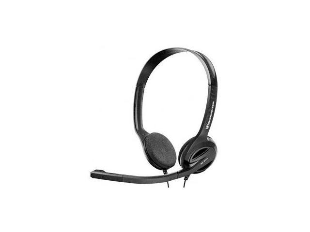 Sennheiser PC 31-II Binaural Stereo Headset with Microphone