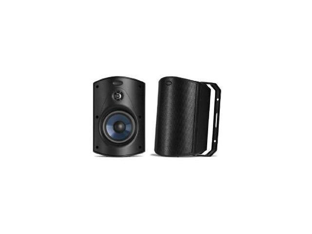 Polk Audio Atrium 5 Speakers (Pair, Black)