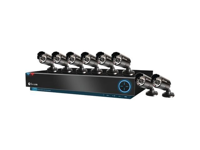 SWANN SWDVK-830008 TruBlue DVR with 8 PRO-530 Cameras (8 channel)