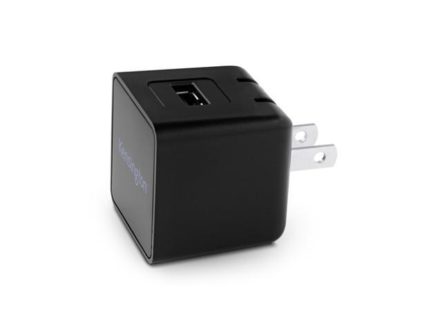 Kensington 085896395720 Absolute Power 2.1 Wall Charger w/ Powerwhiz for Tablets