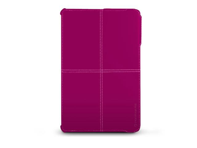 MarBlue Hybrid Leather Folio for iPad Mini - Model AIHB14