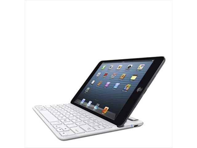Belkin FastFit Bluetooth Keyboard Case for iPad mini - White (F5L153ttC01)