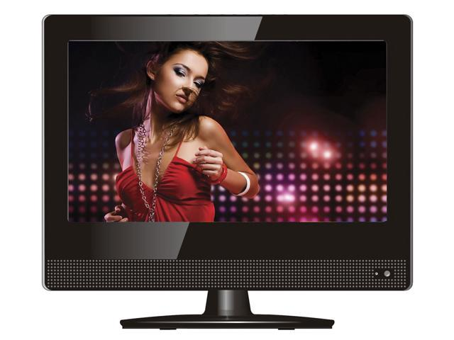 13.3 Inch Naxa NT-1307 12 Volt AC/DC Widescreen 1080i HD LED TV w/ ATSC Digital Tuner